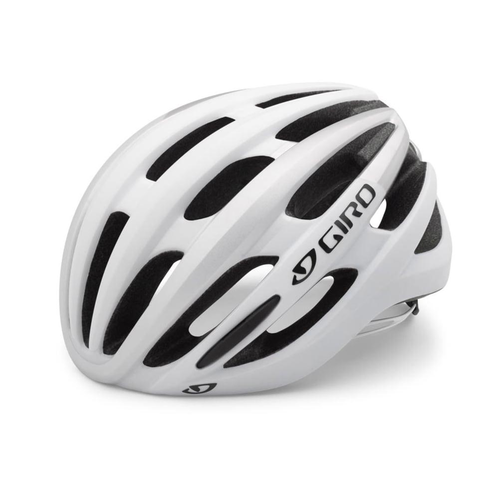 GIRO Foray Helmet - MATTE WHITE/SILVER