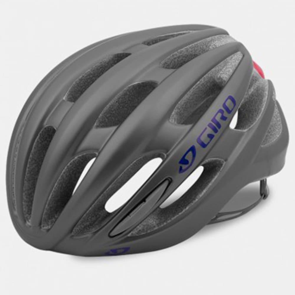 GIRO Women's Saga Bike Helmet - MATTE TITANIUM