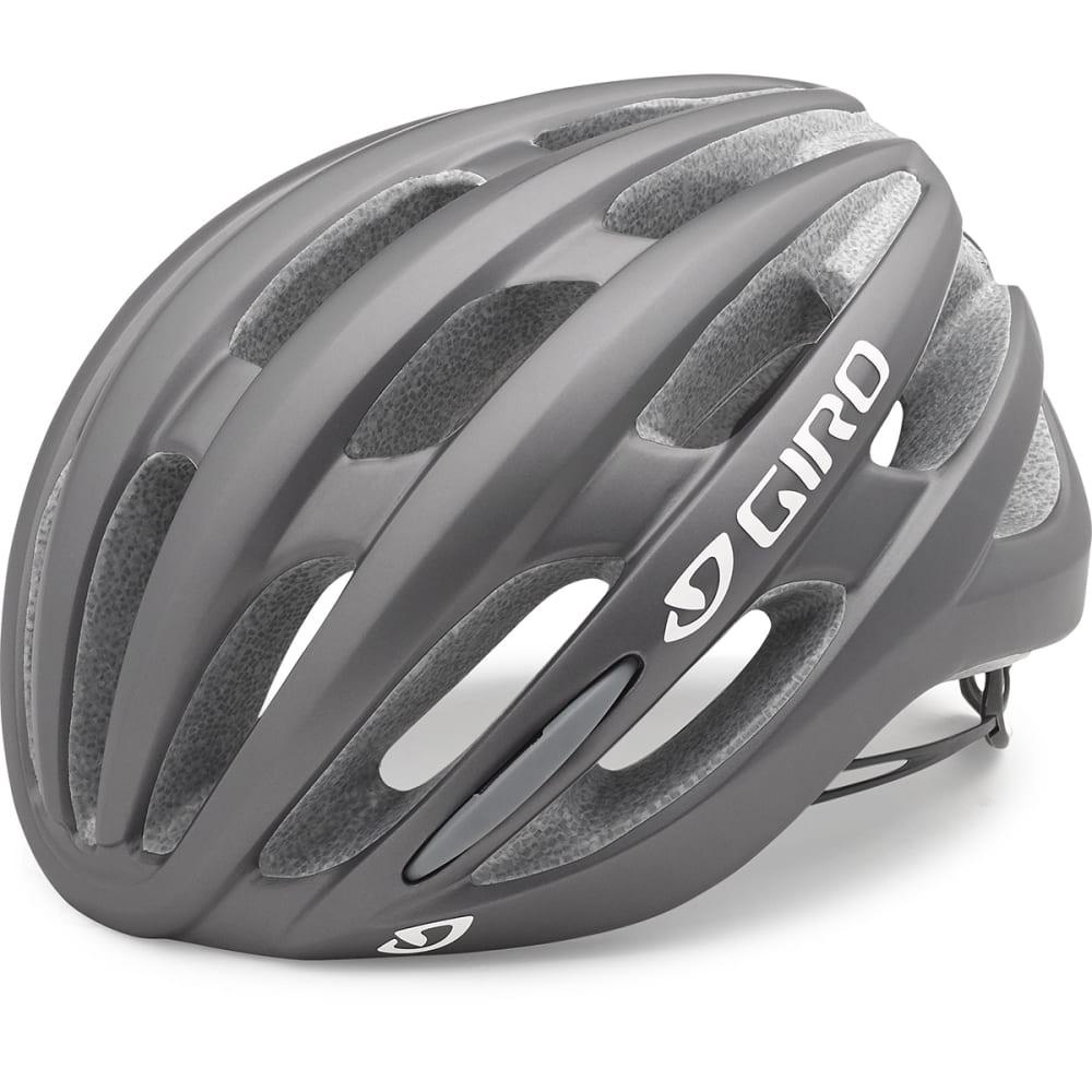 GIRO Women's Saga Bike Helmet - MATTE TITANIUM CHECK