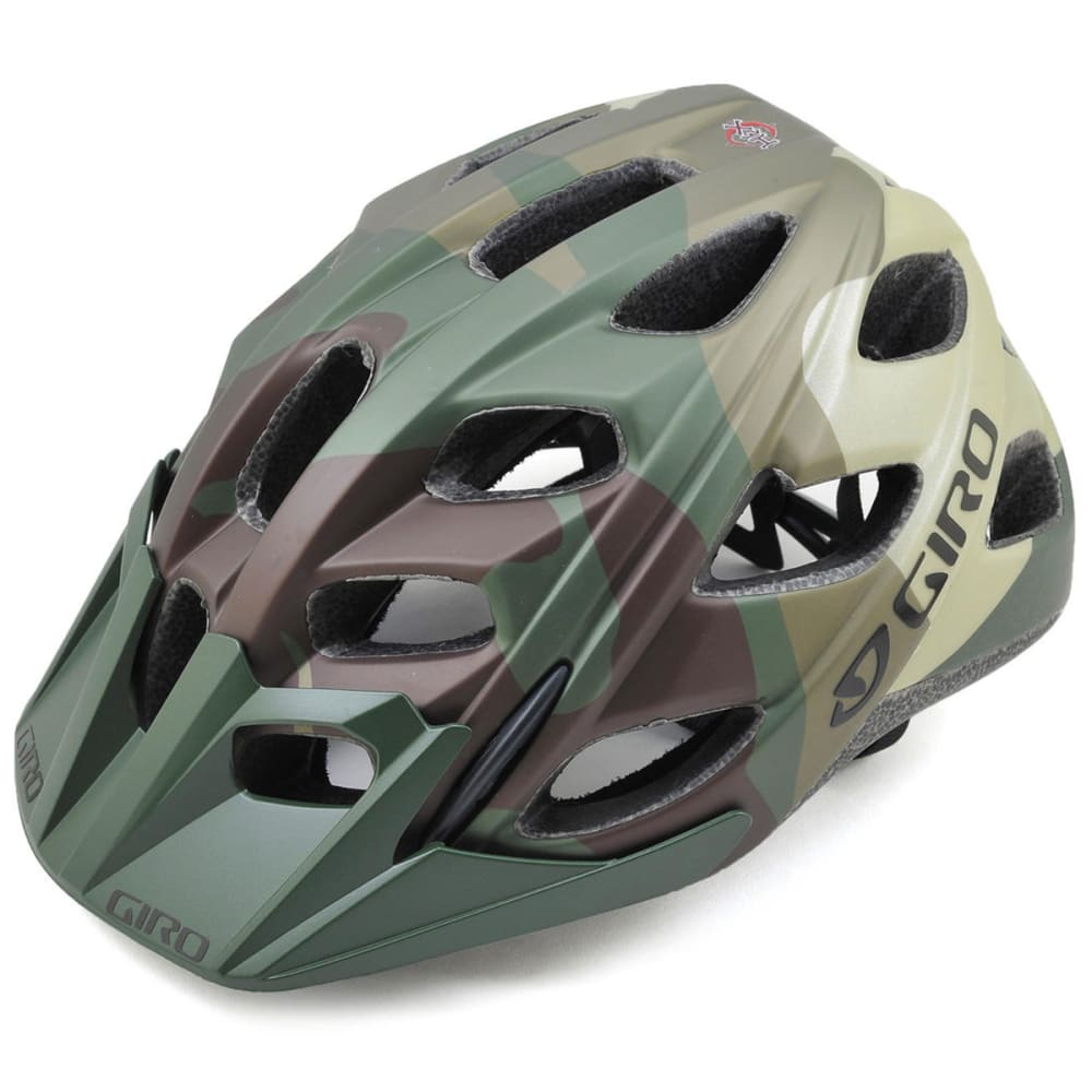 GIRO Hex™ Helmet - M GREEN CAM