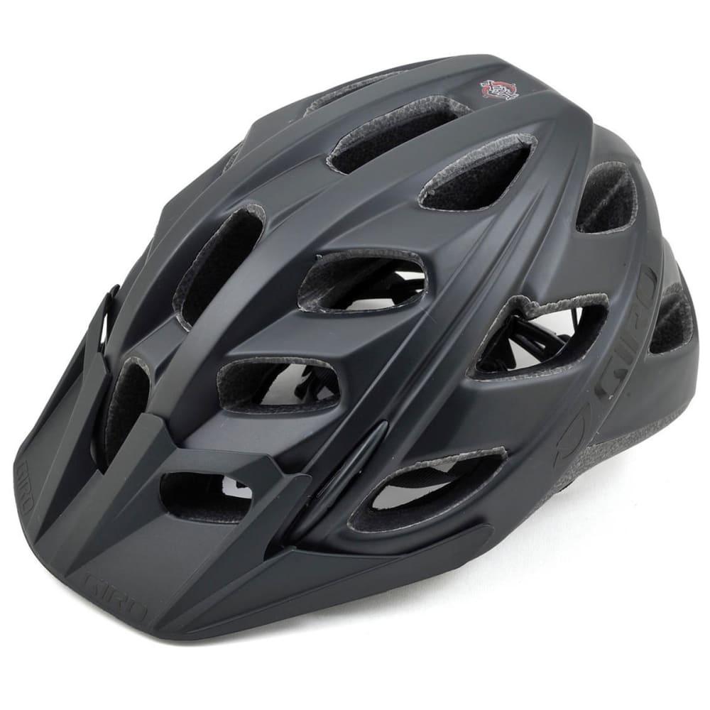 GIRO Hex Helmet - MATTE BLACK
