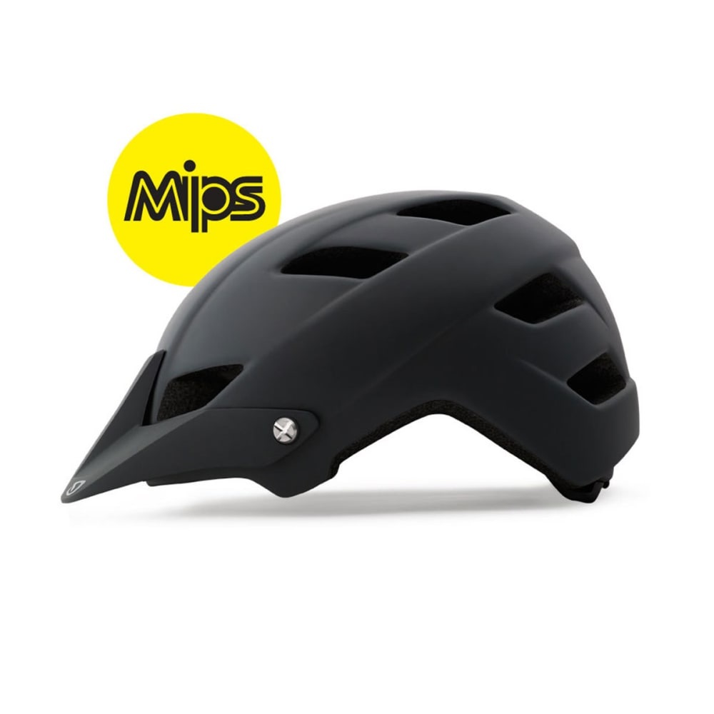 GIRO Feature MIPS Bike Helmet - MATTE BLACK
