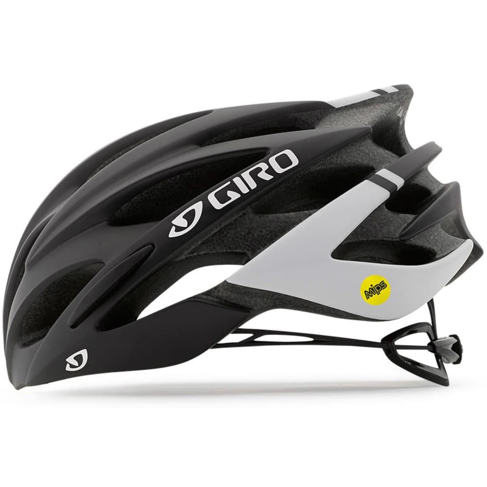 GIRO Savant Mips Bike Helmet - MATTE BLACK/WHITE