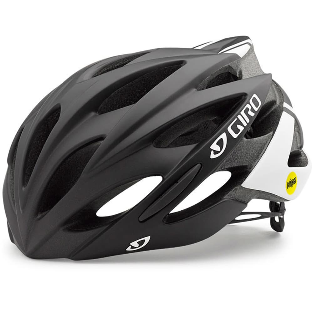 GIRO Savant Mips Bike Helmet - MATTE BLACK/WHITE