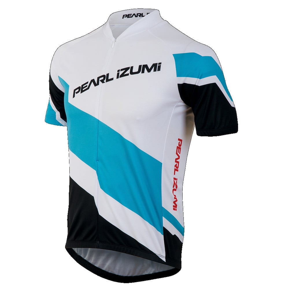 PEARL IZUMI Men's Select LTD Bike Jersey - BLUE/WHITE