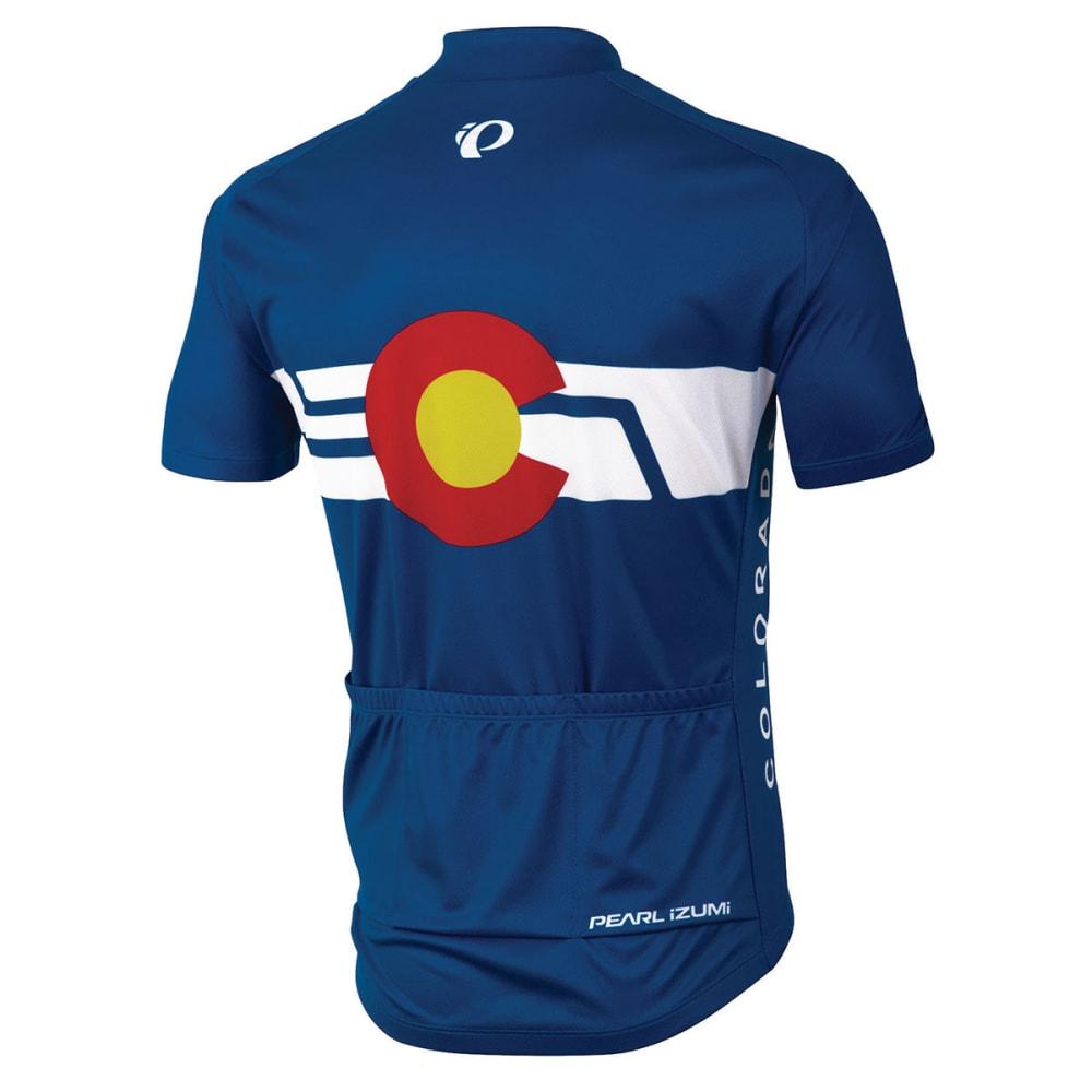 PEARL IZUMI Men's Select LTD Bike Jersey - BLUE