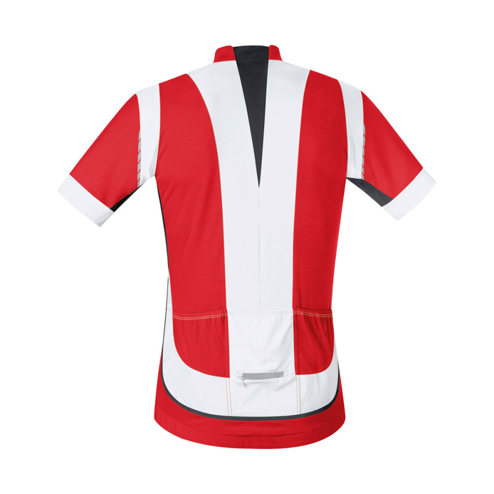 GORE BIKE WEAR Men's Oxygen Bike Jersey - RED