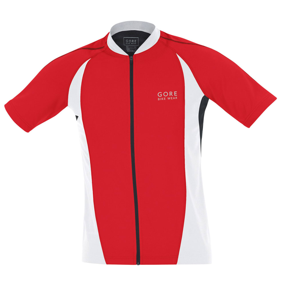 GORE BIKE WEAR Men's Power Jersey - RED