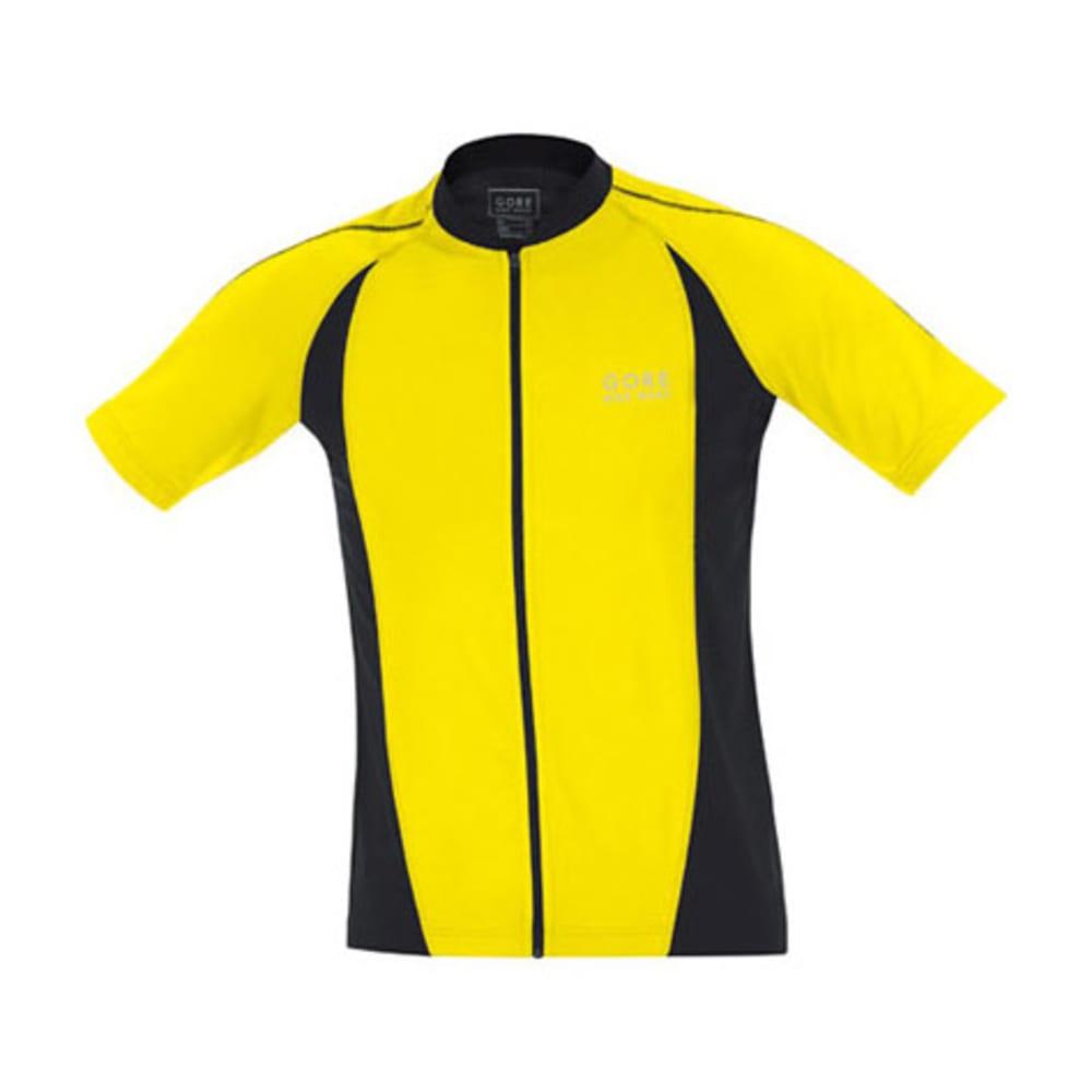 GORE BIKE WEAR Men's Power Jersey - YELLOW