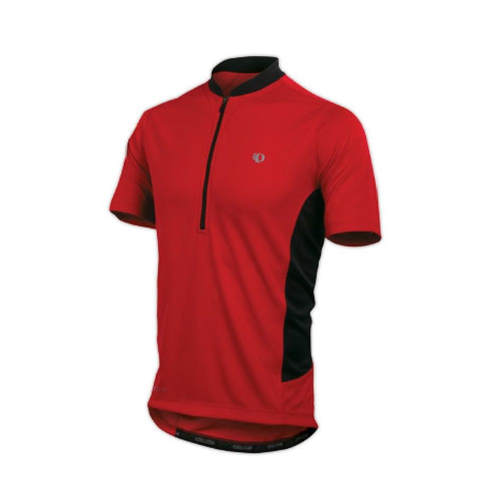 PEARL IZUMI Men's Quest Tour Bike Jersey - RED