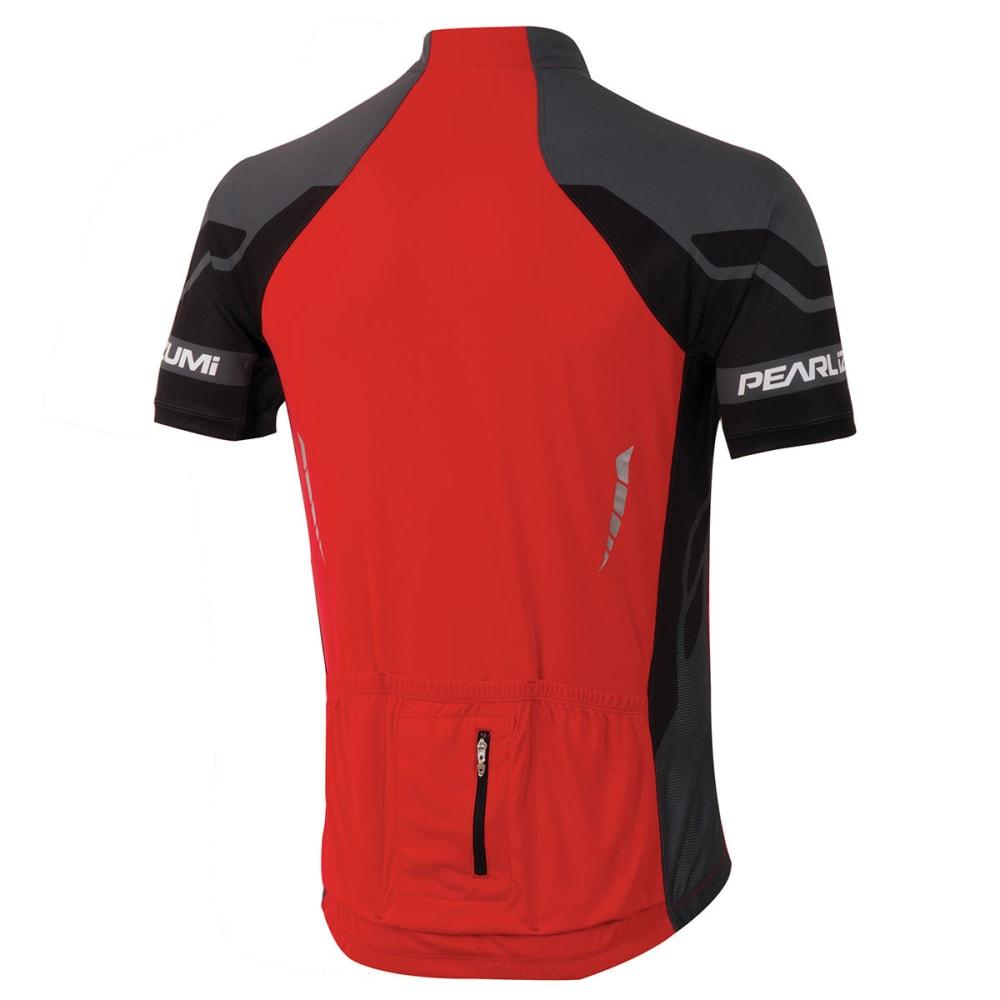 PEARL IZUMI Men's Elite Bike Jersey - TRUE RED