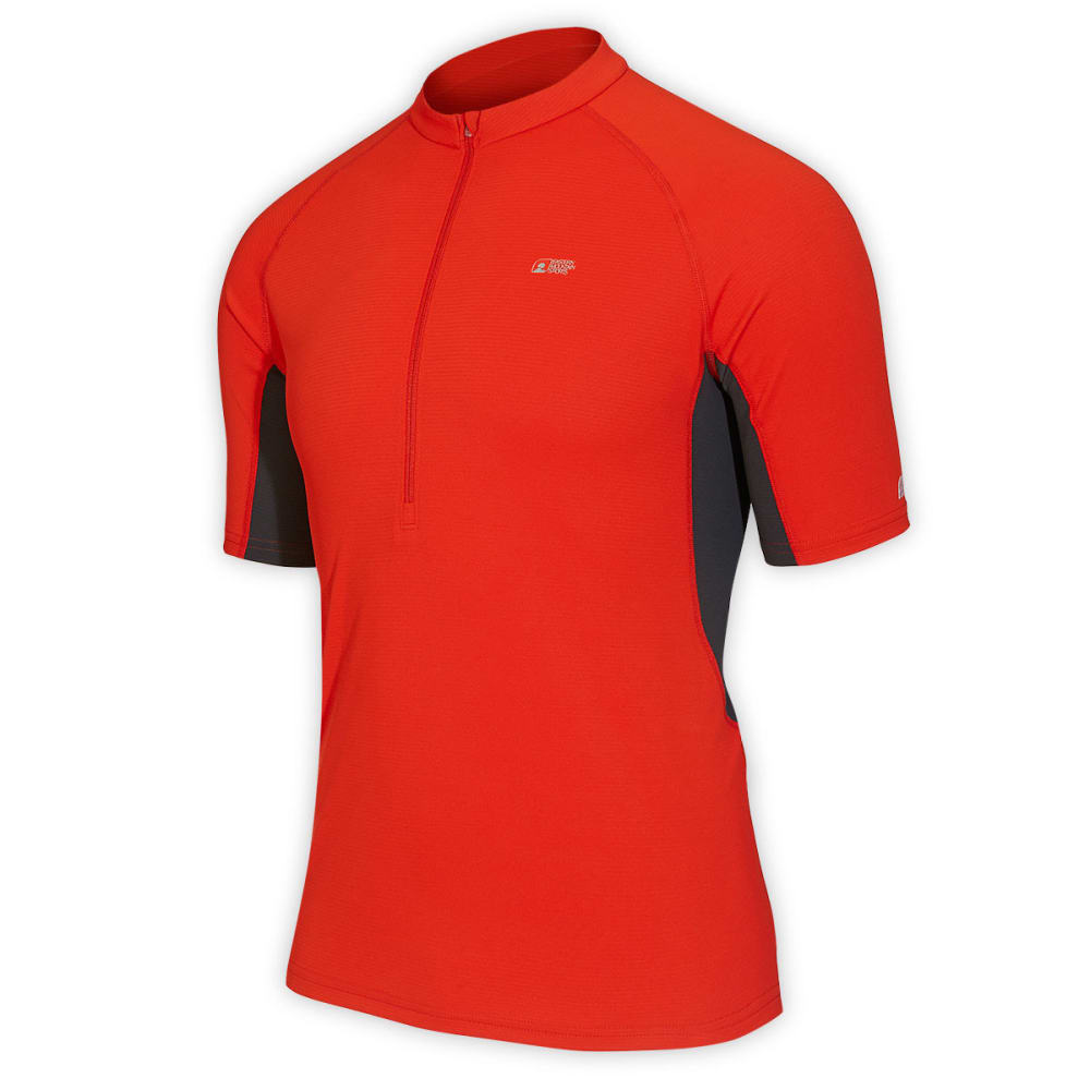 EMS® Men's Trail Bike Jersey  - EMBER