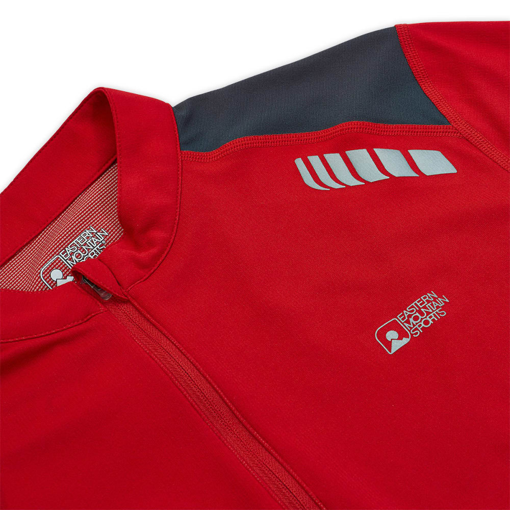 EMS® Men's Velo Bike Jersey  - TRUE RED
