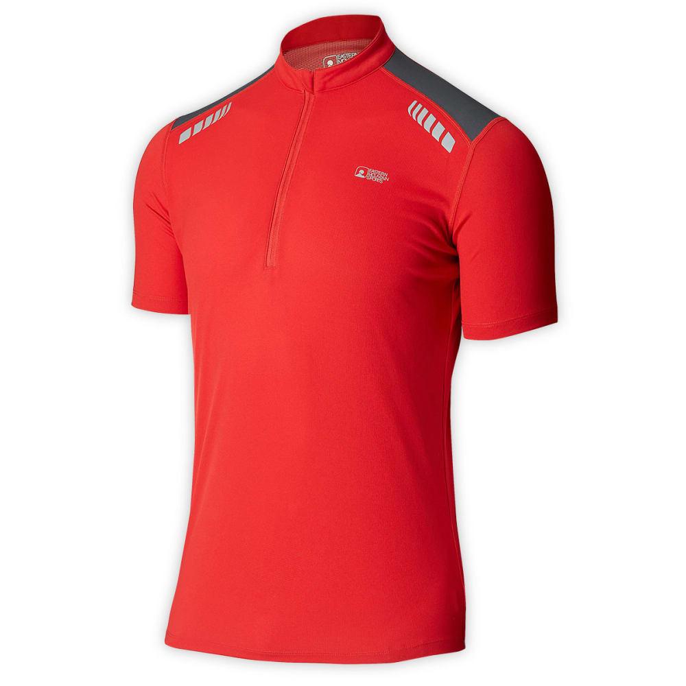 EMS Men's Velo Bike Jersey - TRUE RED