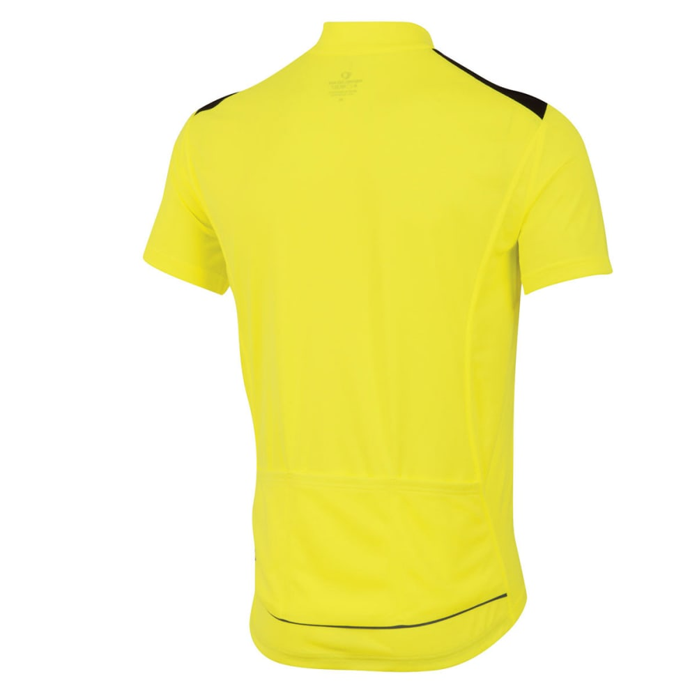 PEARL IZUMI Men's Quest Bike Jersey - SCREAMING YELLOW