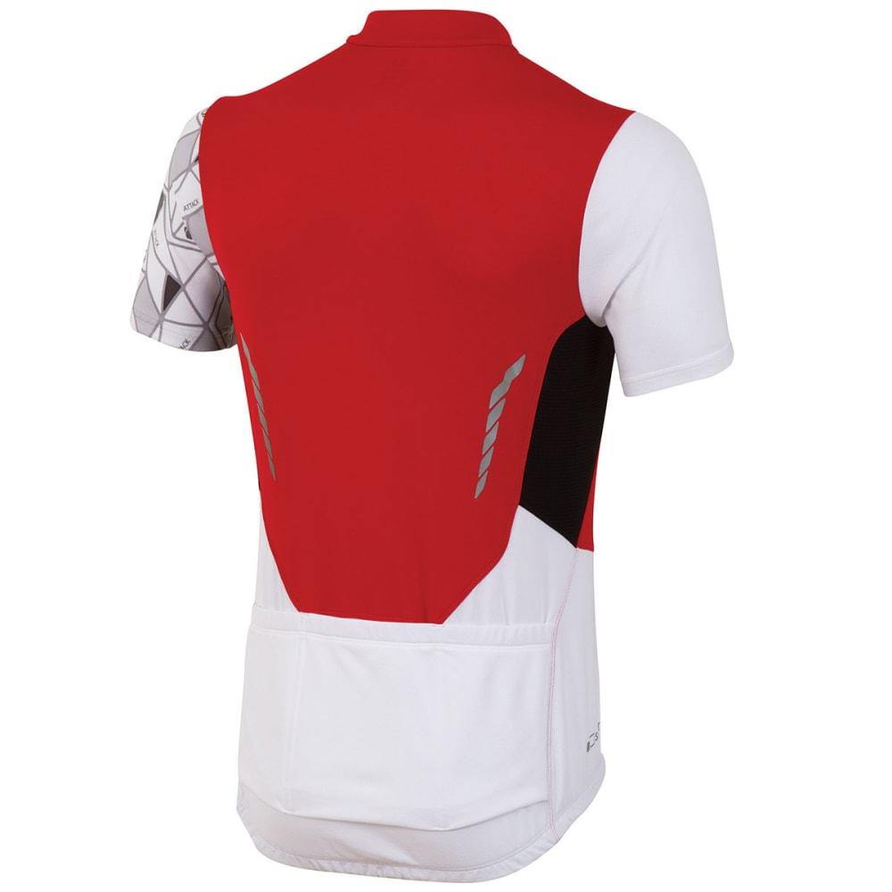 PEARL IZUMI Men's Attack Bike Jersey - RED