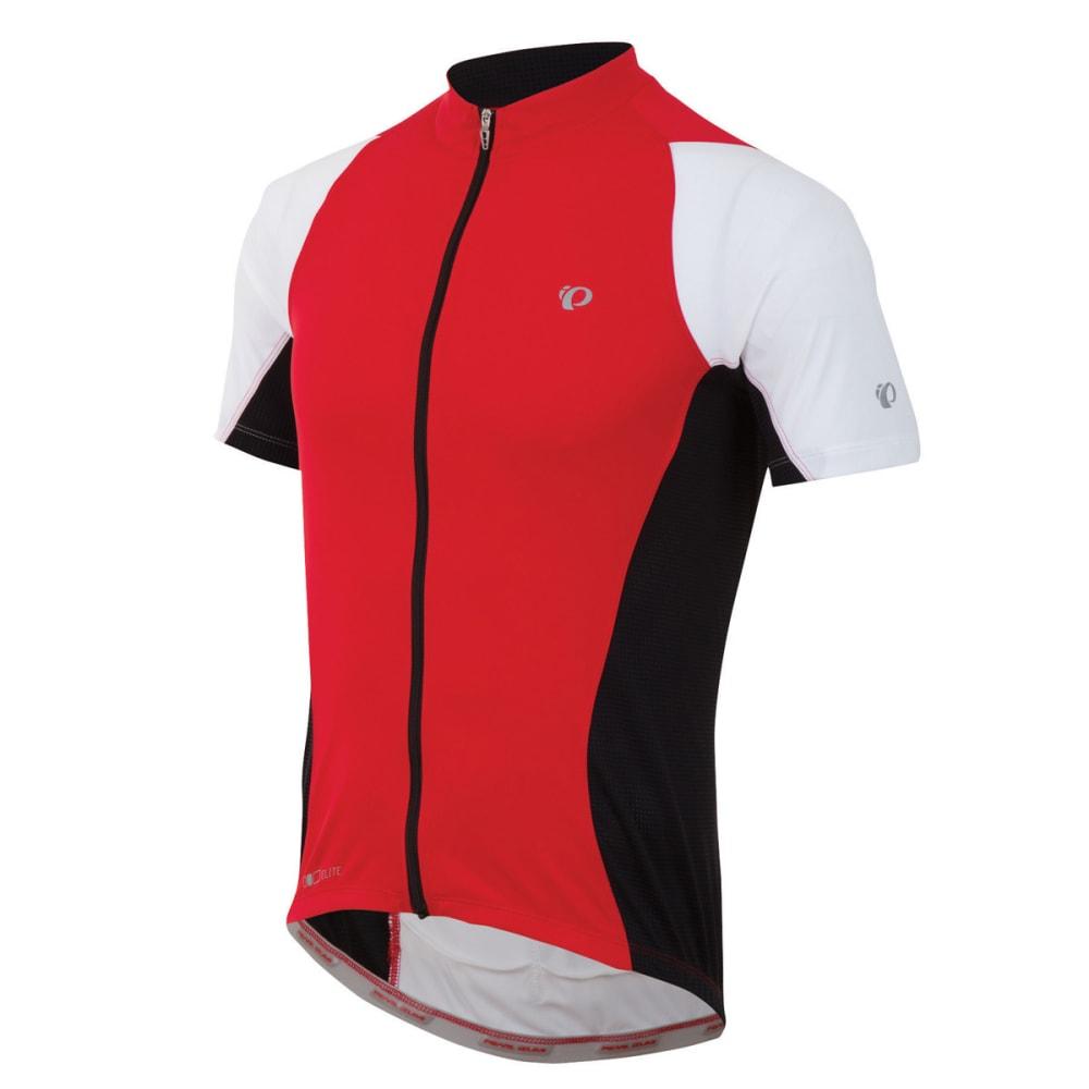 PEARL IZUMI Men's Elite Semi-Form Bike Jersey - RED