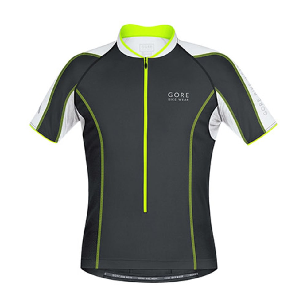 GORE BIKE WEAR Men's Phantom 2.0 Bike Jersey - BLACK