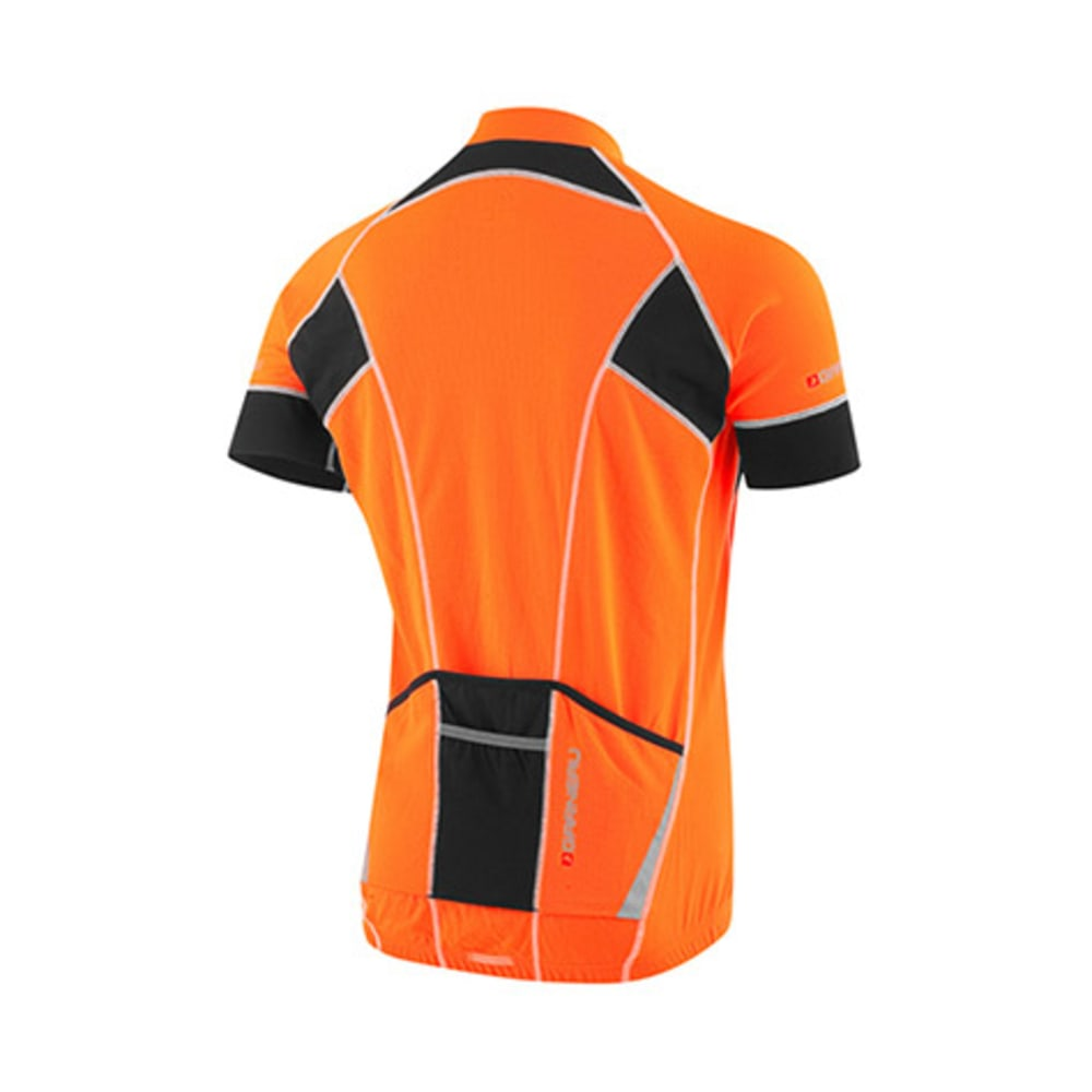 LOUIS GARNEAU Men's Evan's Bike Jersey - ORANGE
