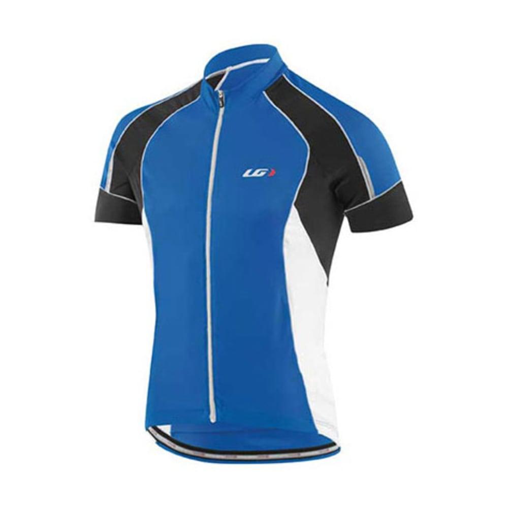LOUIS GARNEAU Men's Lemmon Vent Bike Jersey - BLUE