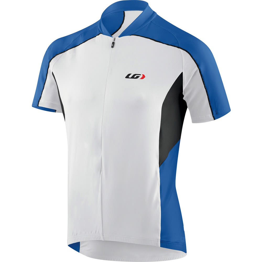 LOUIS GARNEAU Men's Mistral Vent Bike Jersey - GINGER