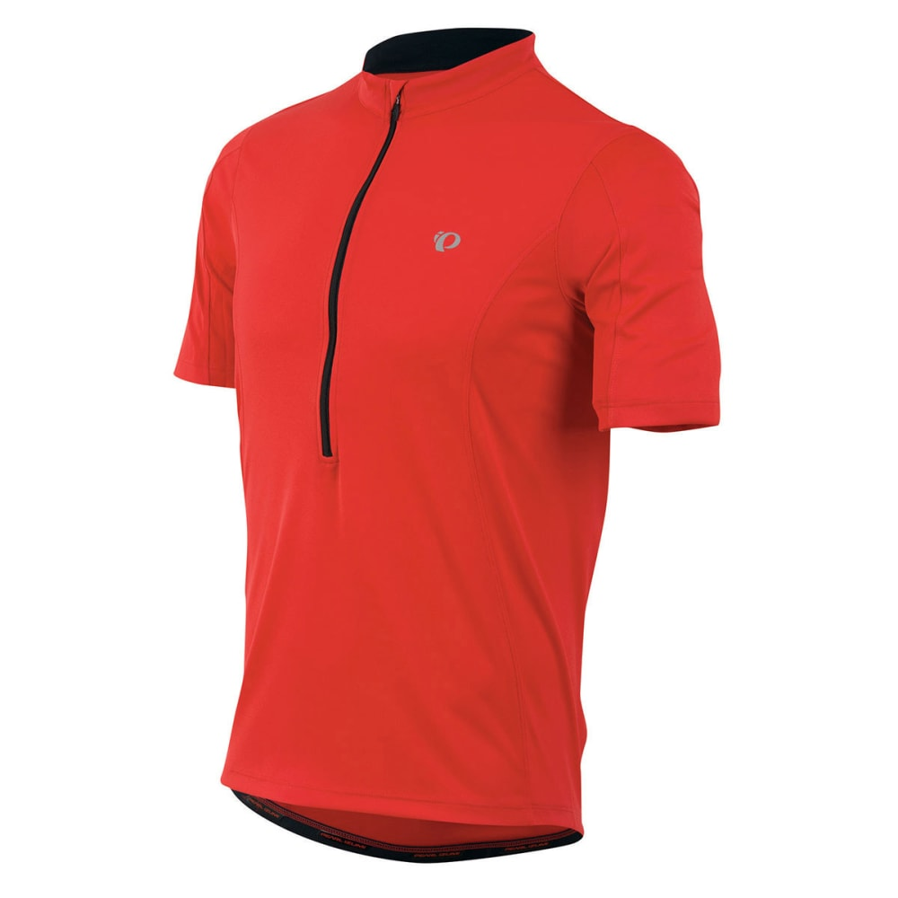 PEARL IZUMI Men's Select Tour Bike Jersey - TRUE RED