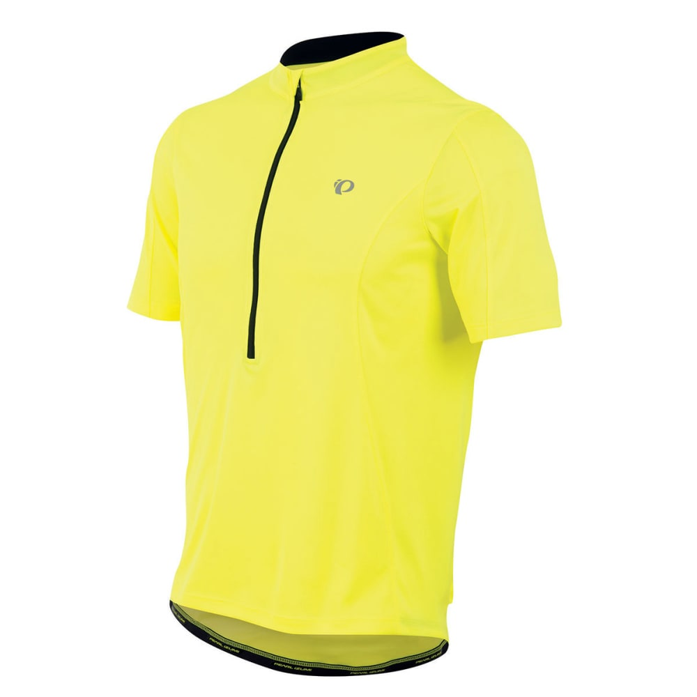 PEARL IZUMI Men's Select Tour Bike Jersey - SCREAMING YELLOW
