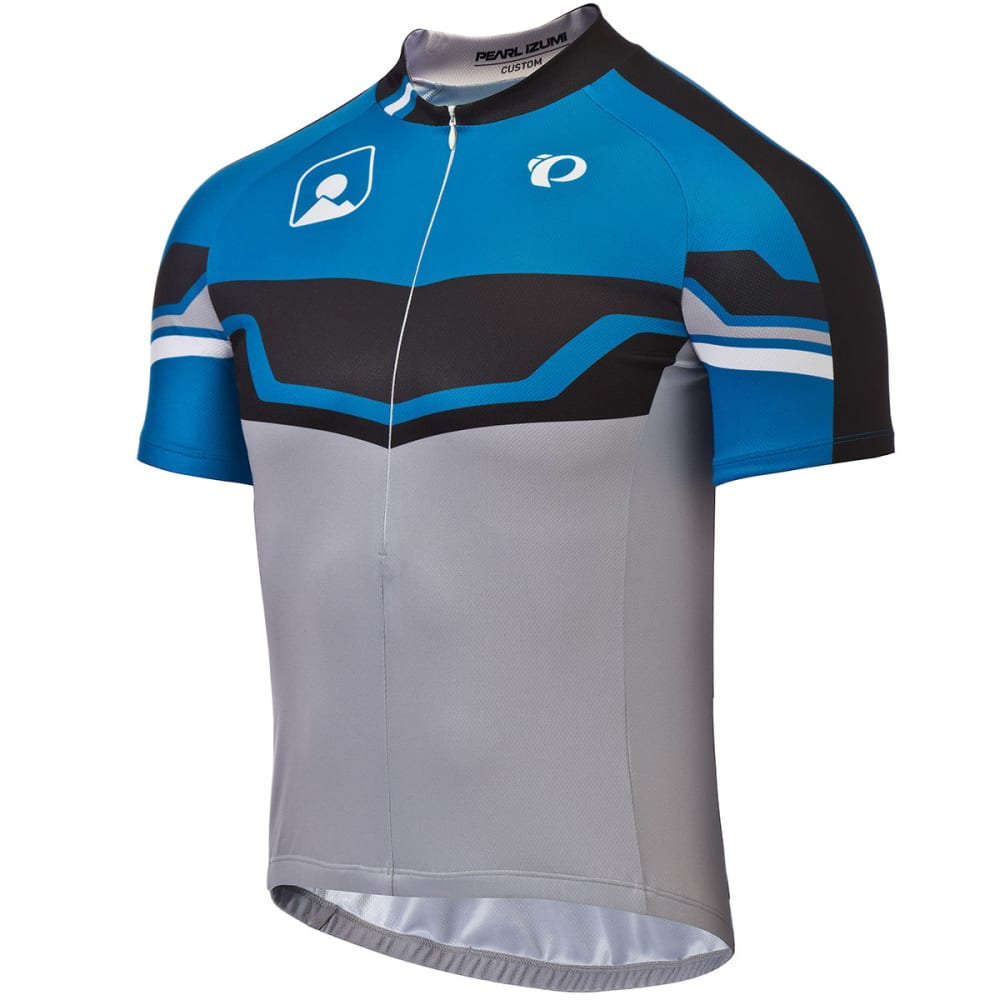 PEARL IZUMI Men's EMS Custom 2 Bike Jersey - NULL