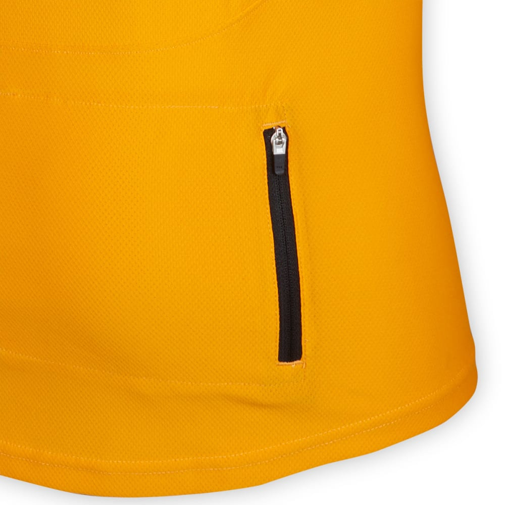 EMS® Men's Trail AR Bike Jersey, Vibrant Orange - VIBRANT ORANGE