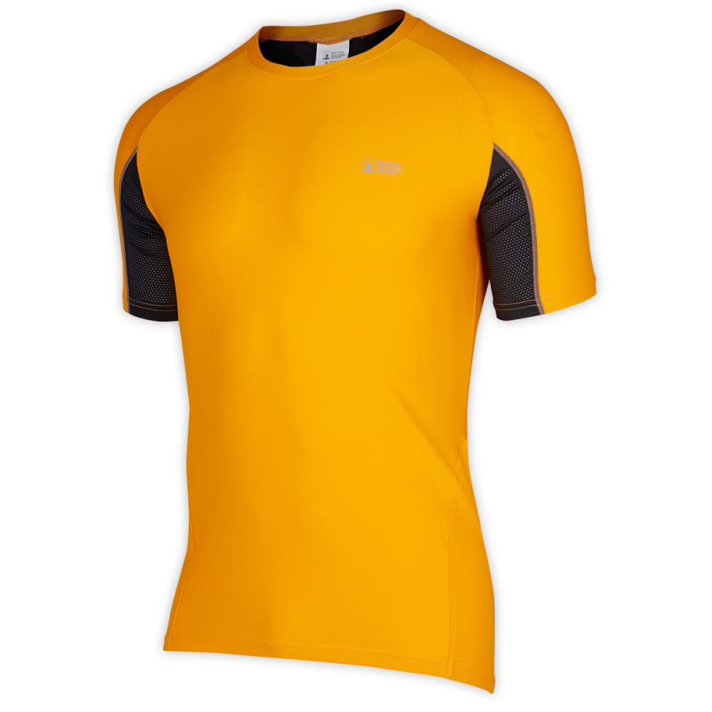 EMS Men's Trail AR Bike Jersey, Vibrant Orange - VIBRANT ORANGE