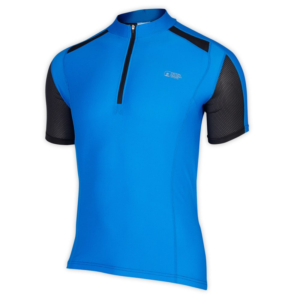 EMS® Men's Velo AR Bike Jersey, Blue - BLUE
