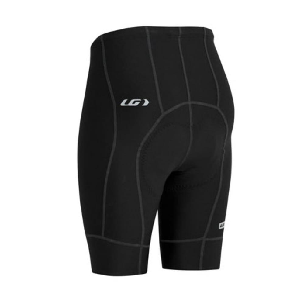 LOUIS GARNEAU Men's Fit Sensor 2 Bike Shorts - BLACK