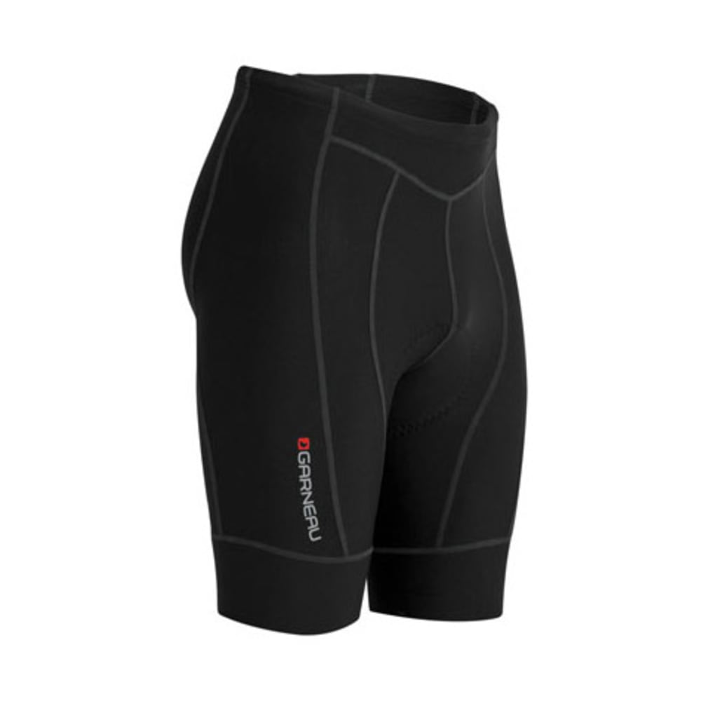 LOUIS GARNEAU Men's Fit Sensor 2 Bike Shorts - BLACK