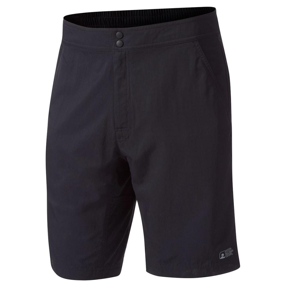EMS Men's Shifter Bike Shorts, 10 in. - BLACK