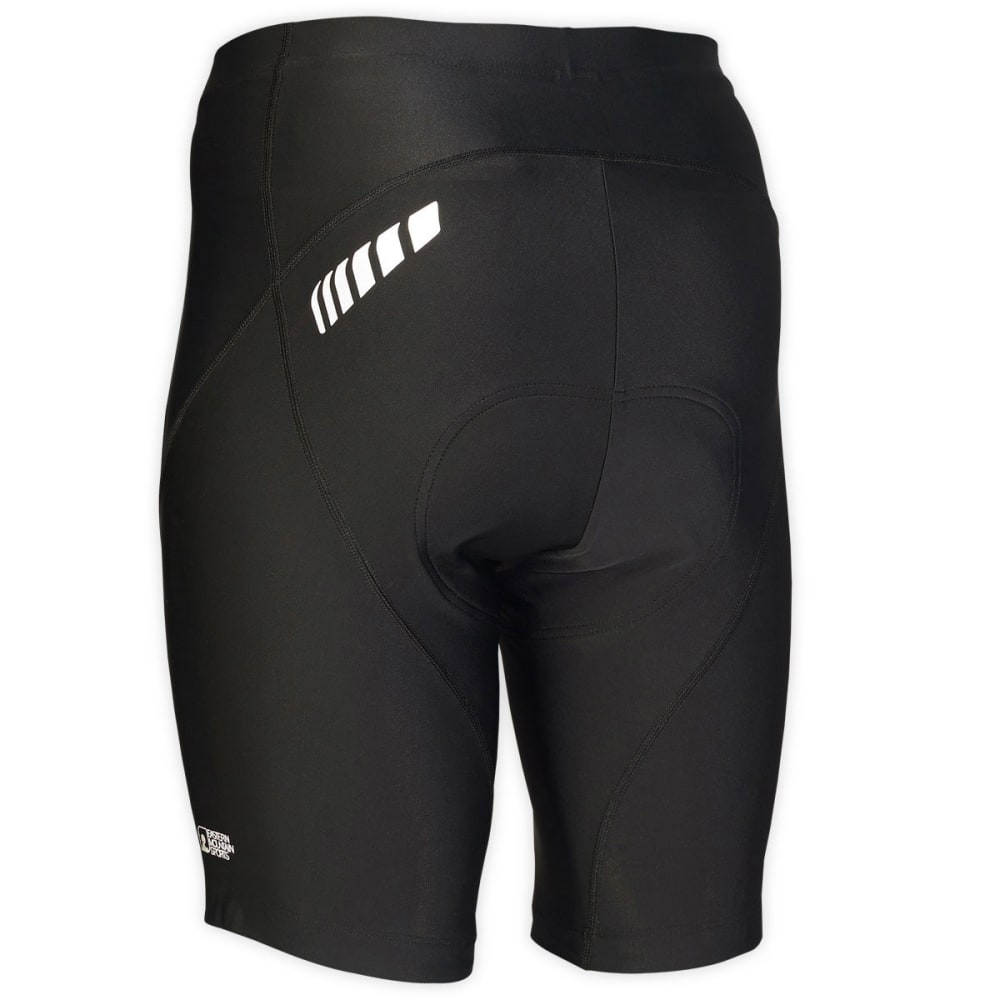 EMS® Men's Velo Bike Shorts, 9 in. - BLACK