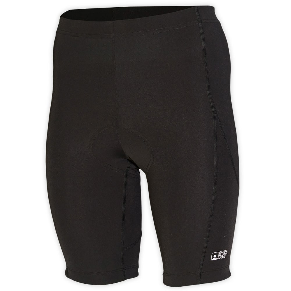 EMS® Men's Evolution Bike Shorts, 9 in. - JET BLACK
