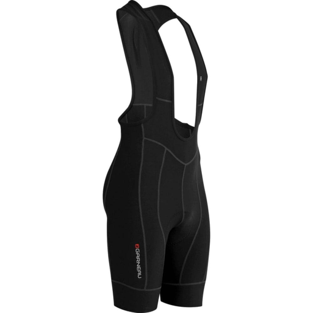 LOUIS GARNEAU Men's Fit Sensor Bib Shorts - BLACK