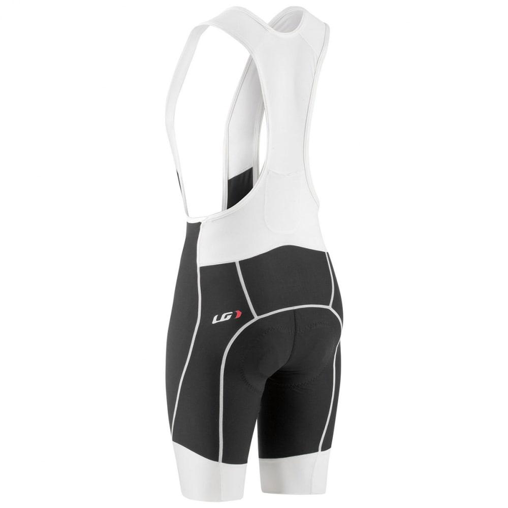 LOUIS GARNEAU Men's Neo Power Motion Cycling Bib - WHITE/BLACK