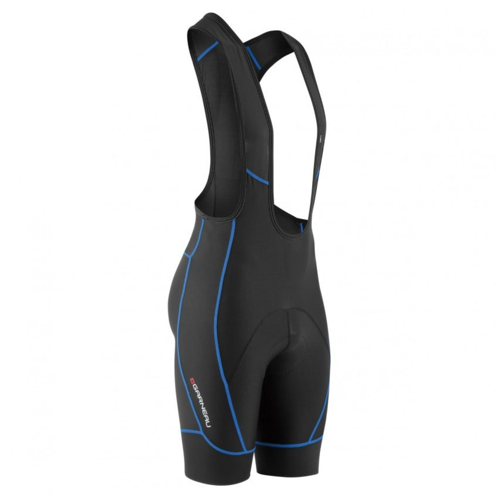 LOUIS GARNEAU Men's Neo Power Motion Cycling Bib - CURACAO BLUE