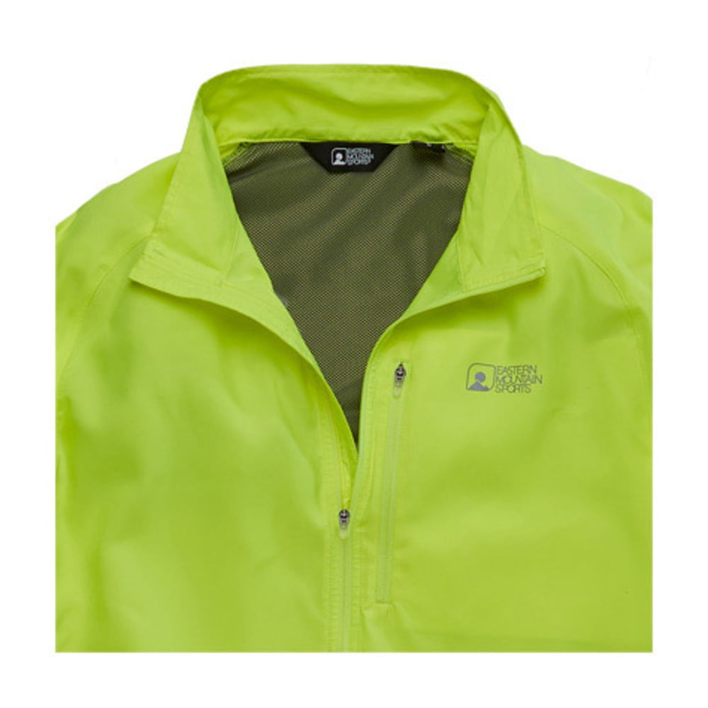 EMS® Men's Switchback Cycling Shell   - FLURO YELLOW
