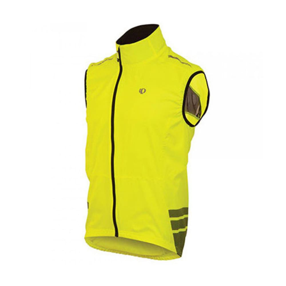 PEARL IZUMI Men's Elite Barrier Bike Vest - SCREAMING YELLOW