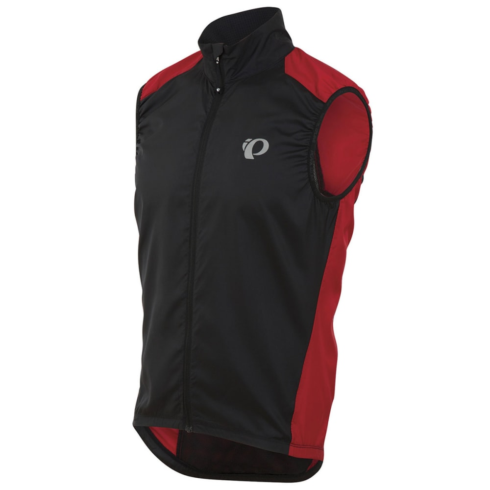 PEARL IZUMI Men's Elite Barrier Vest - TRUE RED