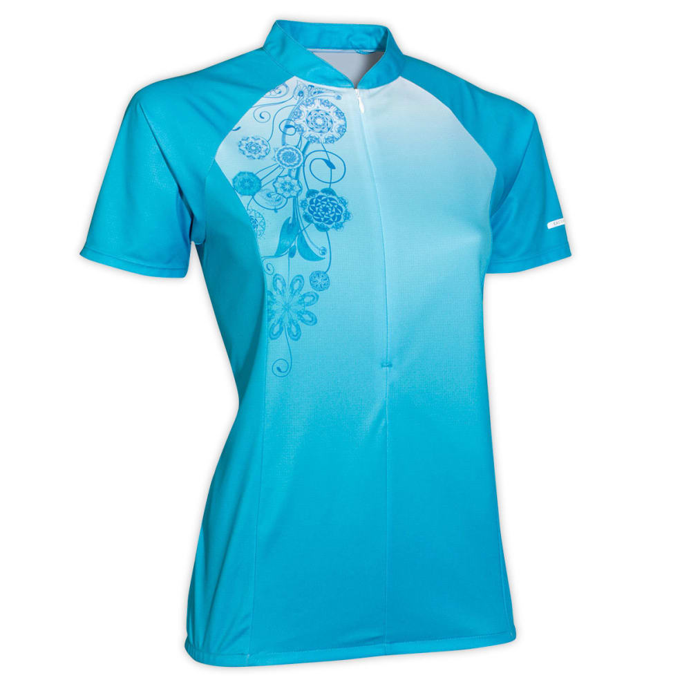 EMS® Women's Velo Bike Jersey  - BACHELOR BUTTON