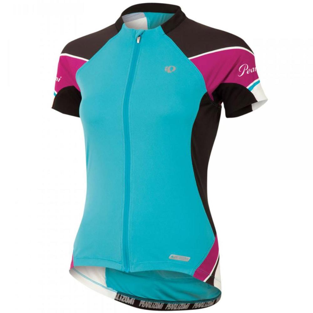 PEARL IZUMI Women's Elite Bike Jersey - SCUBA BLUE