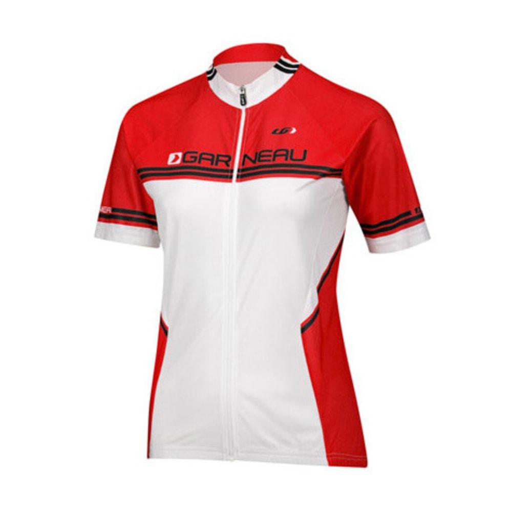 LOUIS GARNEAU Women's Equipe Bike Jersey - WHITE