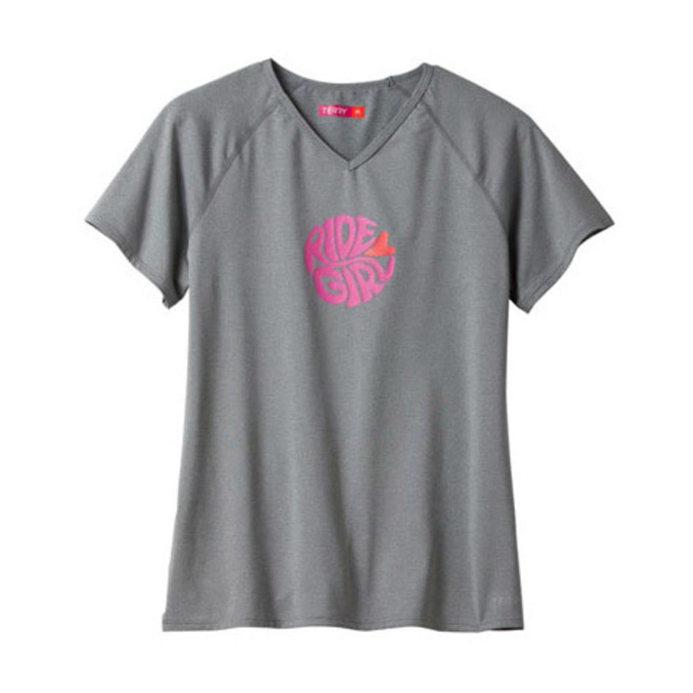 TERRY Women's Terry Tech T-Shirt XS