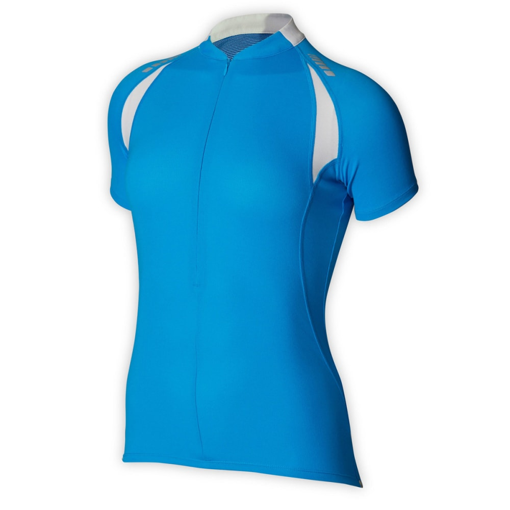 EMS® Women's Velo Bike Jersey   - ATOMIC BLUE