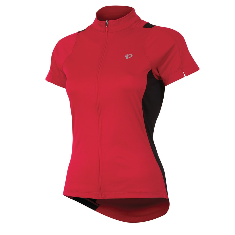 PEARL IZUMI Women's Select Bike Jersey - CRIMSON