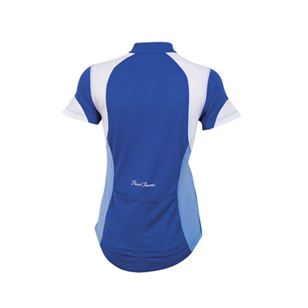PEARL IZUMI Women's Sugar Bike Jersey - DAZZLING BLUE