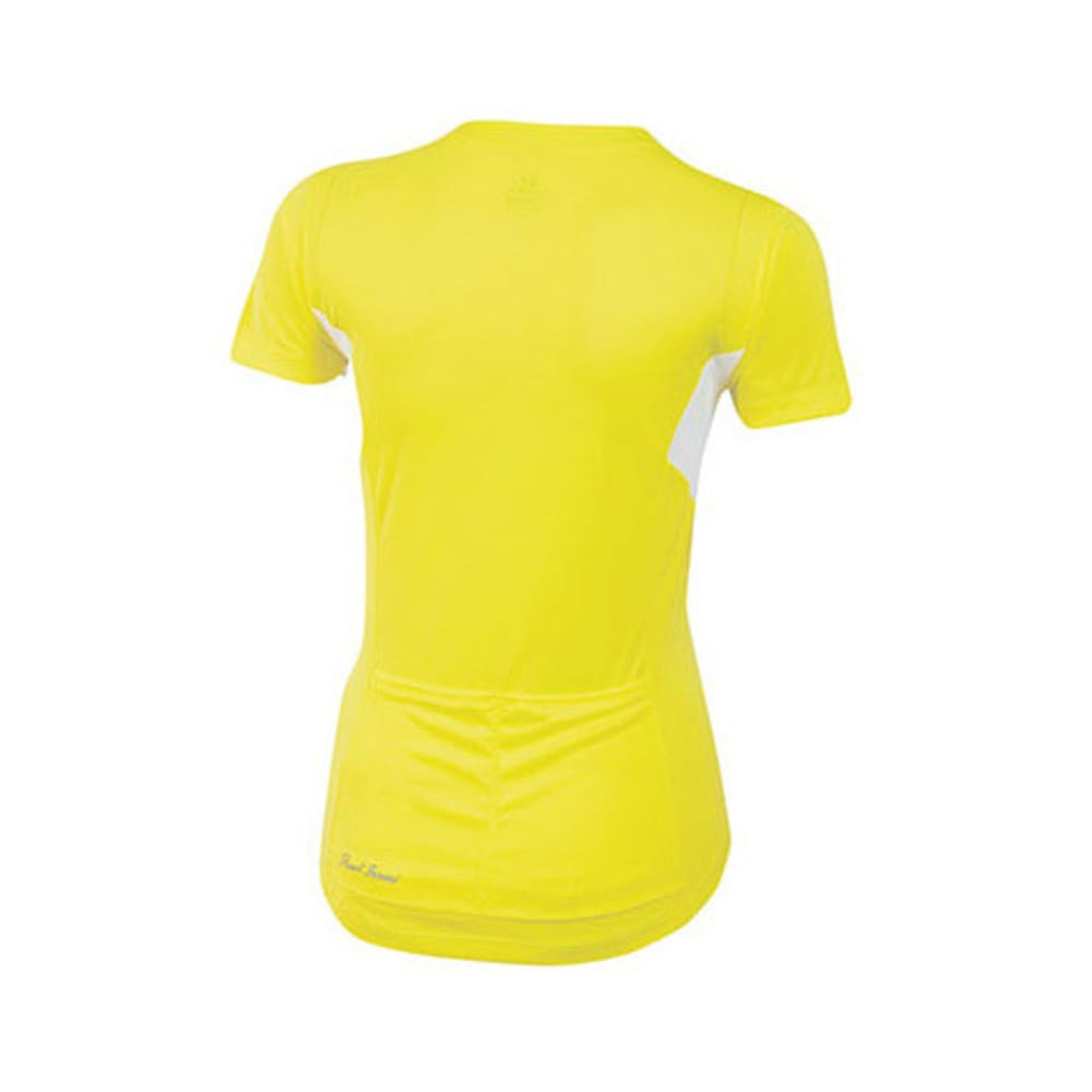 PEARL IZUMI Women's Select Bike Jersey, Screaming Yellow - SCREAMING YELLOW